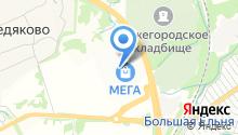 Дюжина на карте
