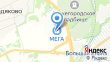 Унты MODA на карте