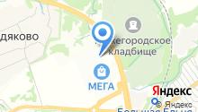 Твое на карте