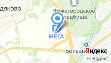 Librederm на карте