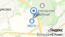 UNIQLO на карте