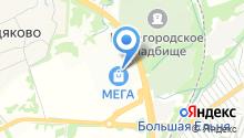 Банкомат, Саровбизнесбанк, ПАО на карте