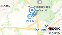 Час сервис на карте