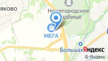 JUMBI на карте