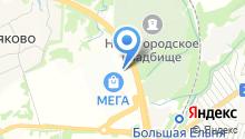 Зверята на карте