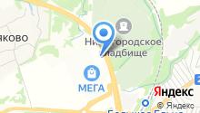 ДАССтройГрупп на карте