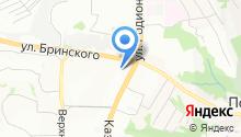 Лексус-Нижний Новгород на карте