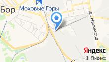 РМК ТБО на карте