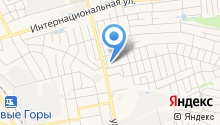 Детский сад №21, Ладушки на карте