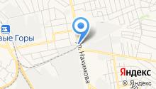 Бонапети на карте
