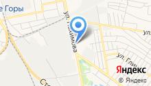 Магазин автозапчестей на карте