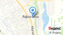 Администрация Афонинского сельсовета на карте