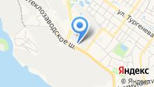 КонГрестМет на карте