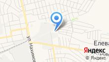 Город Камня на карте