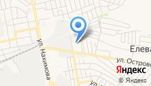 Борский ветеринарный участок на карте