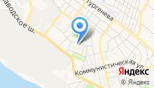 Нижегородский государственный университет им. Н.И. Лобачевского на карте