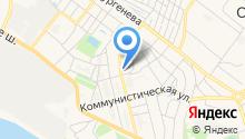 Магазин бытовой химии на ул. Махалова на карте