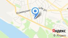 Управление благоустройства городского округа г. Бор, МУП на карте