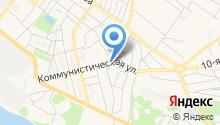 Социальный магазин одежды на карте
