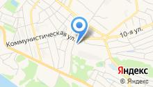Борское межрайонное отделение судебно-медицинской экспертизы на карте