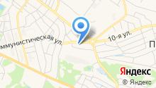 Сервисно-техническая фирма на карте