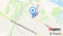 Перлит на карте