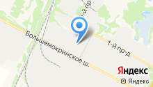 Консиб-Нижний Новгород на карте