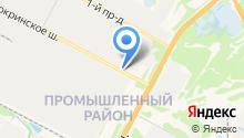 Нижегородская дорожно-строительная компания на карте