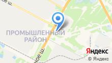 ГЭС-НН на карте