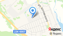 Нижегородская таможня на карте