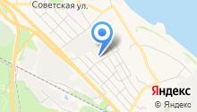 СТК-Экспромт на карте