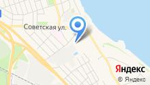 Комитет управления микрорайонами города Кстово, МКУ на карте