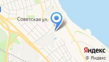 Комитет управления микрорайонами города Кстово на карте