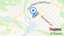 Большепикинская основная общеобразовательная школа на карте