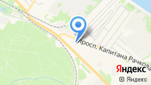 Храм в честь Преподобного Сергия Радонежского на карте