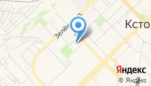 Комплексный центр социального обслуживания населения Кстовского района на карте