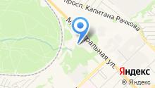 Кстовские электрические сети на карте