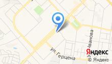 Нинэль на карте