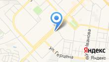 Машутка на карте