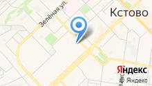 ЗАГС Кстовского района на карте