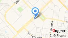Магазин пультов на ул. 40 лет Октября на карте