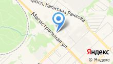 Нижегородский тракт на карте