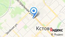 Творческая мастерская Светланы Егорычевой на карте
