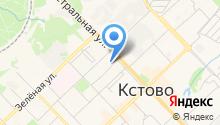 Кстовский городской следственный отдел на карте