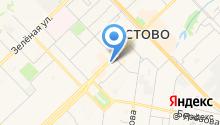 Продуктовый магазин на ул. 40 лет Октября на карте