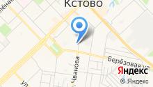 Мастерская по ремонту сотовых телефонов на ул. Чванова на карте