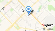 Городская Дума г. Кстово на карте