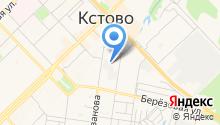 Станция скорой помощи на карте