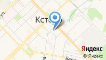 Центр занятости населения Кстовского района на карте