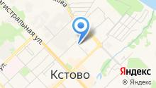Охрана Росгвардии, ФГКУ на карте